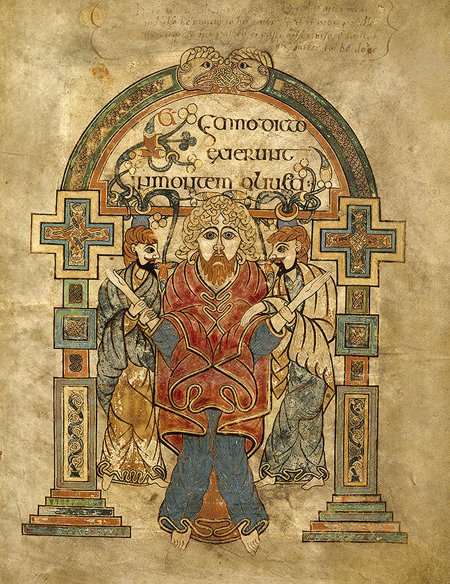 The Book of Kells   Visit Dublin