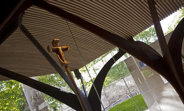 chapel-structure