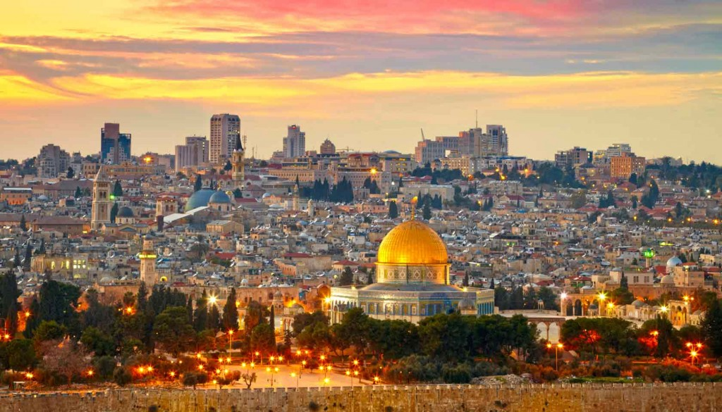 POSSIBLE PILGRIMAGE TO THE HOLYLAND